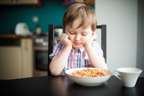 Alimentazione e figli: verità ed errori