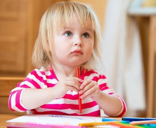 Indipendenza dei bambini: il disegno