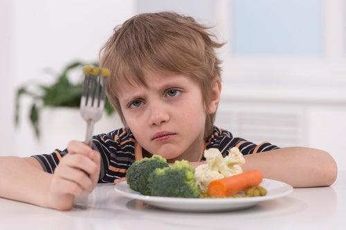 Bambini-verdura