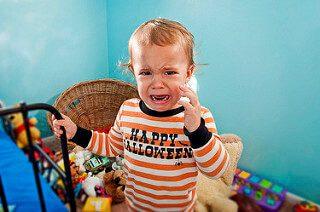 L'egoismo nei bambini