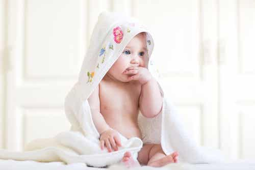 La pelle del vostro bimbo è delicata: proteggetela così