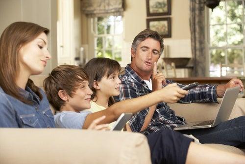 Famiglia e tecnologia