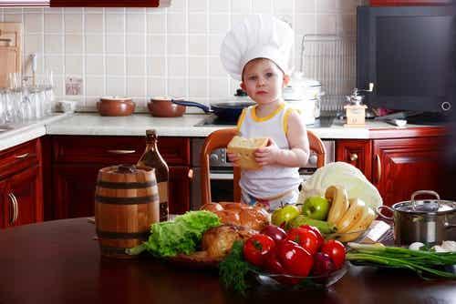 Consigli per prevenire l'obesità infantile