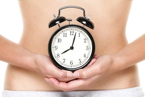 Orologio biologico favorire la fertilità