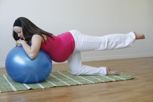 Stretching in gravidanza