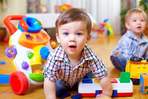 Come stimolare la capacità motoria nei bambini