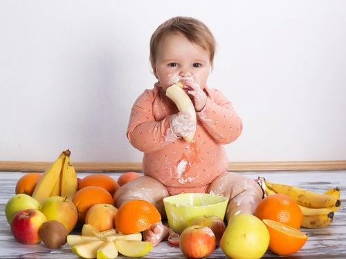 I 7 alimenti da non dare mai al vostro neonato