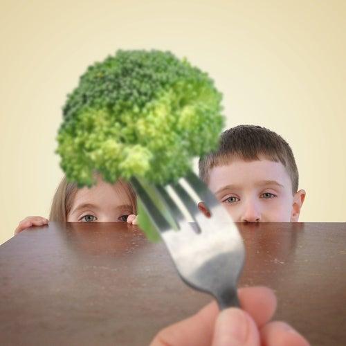 Broccoli: come presentarli ai vostri figli