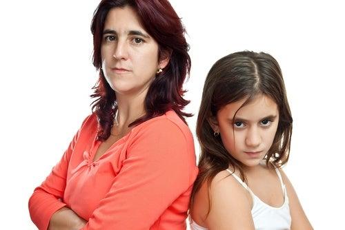mamma e figlia, come gestire la rabbia