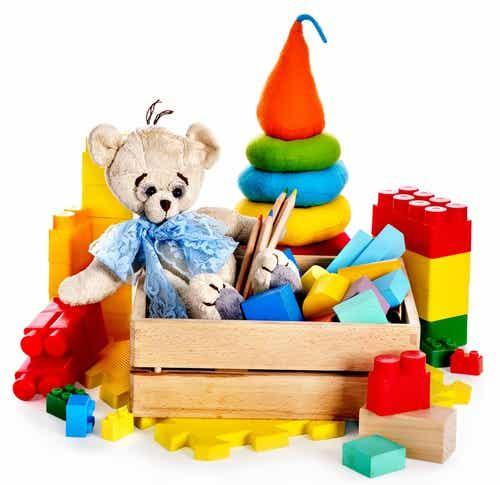 Scegliere i giocattoli a seconda dell'età