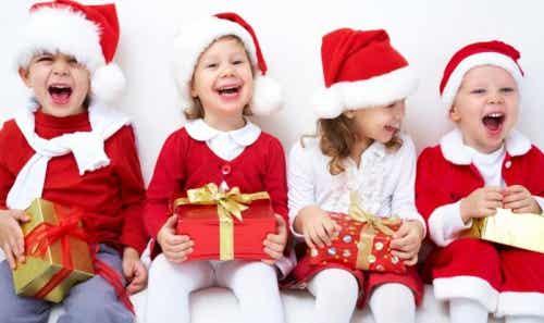 La regola dei quattro regali di Natale