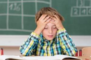Stress infantile-mal-di-testa
