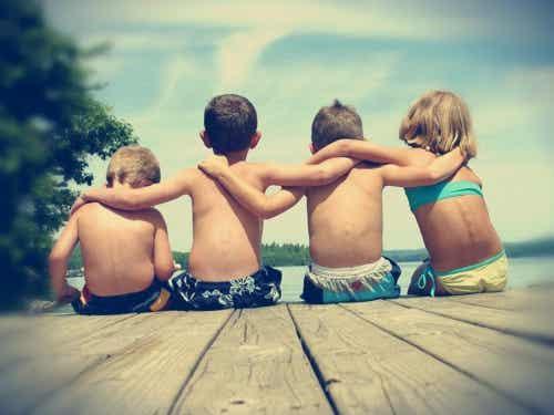 Insegnategli a riconoscere un amico vero