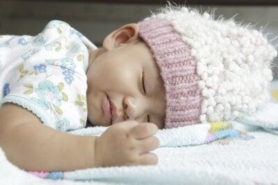 Buone abitudini per un sonno salutare da 0 a 3 mesi
