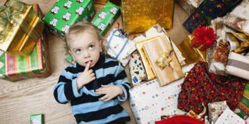 La sindrome del bambino con troppi regali