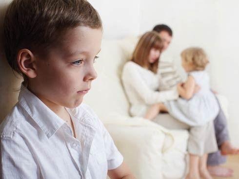 Esiste il figlio preferito?