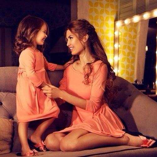 mamma-e-figlia-vestite-uguali amore