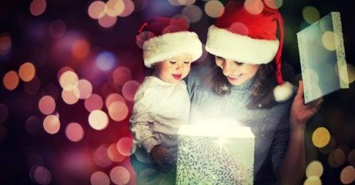 Il miglior regalo di Natale sono i valori