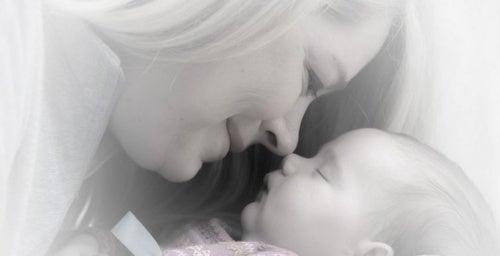 Il dolce e meraviglioso odore dei bimbi