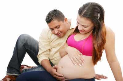 Emozioni condivise: il vostro bebè sente quello che provate