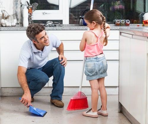 5 cose che insegnano ai vostri figli ad essere buoni genitori