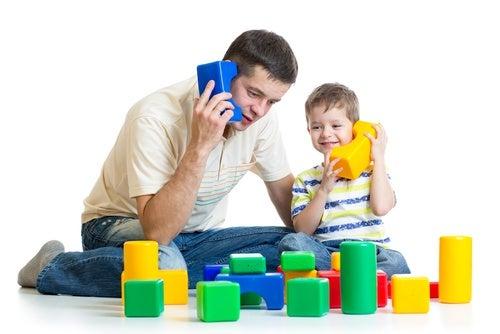 Creare un legame con nostro figlio giocando