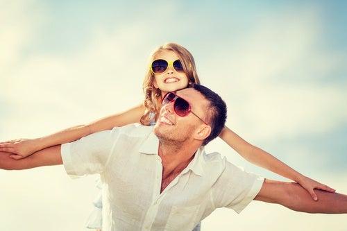 Le 5 cose che fa un super-papà