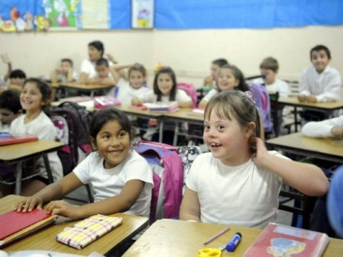 Nella scuola di mio figlio ci sono bambini con esigenze particolari