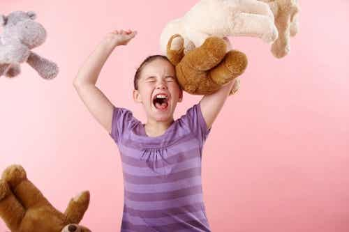 Come evitare i capricci dei bambini?