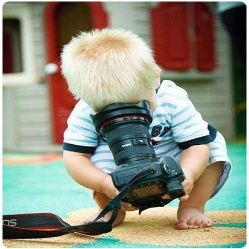 Le 3 migliori apps per scattare foto ai vostri bambini