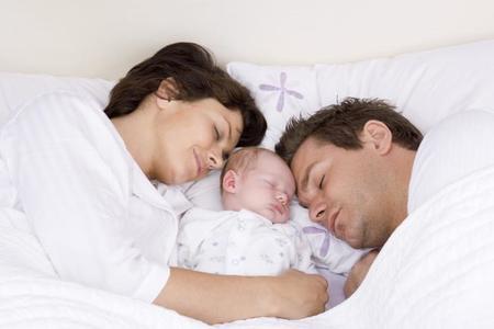 Dormire tutti insieme: le conseguenze nella relazione di coppia