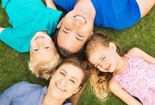 11 abitudini di una famiglia felice