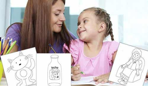 Cosa fare con i disegni dei vostri bambini?