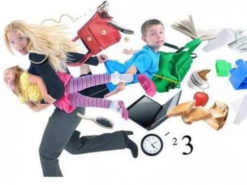 La corsa ad ostacoli delle madri lavoratrici