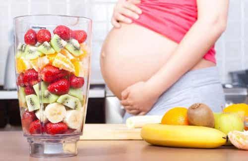 I frutti migliori da assumere in gravidanza