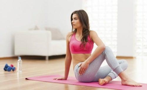 Lo yoga come antidepressivo