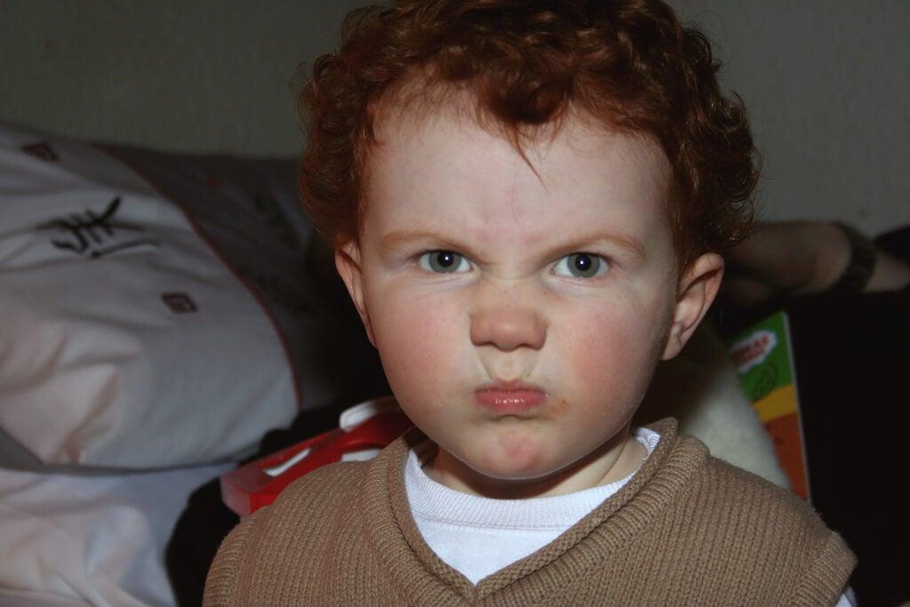 Aggressività improvvisa del bambino