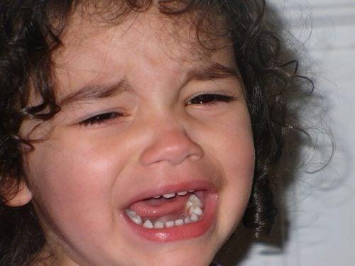 L'importanza del pianto nei bambini