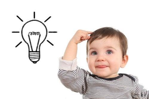 3 modi di stimolare la memoria del bebè