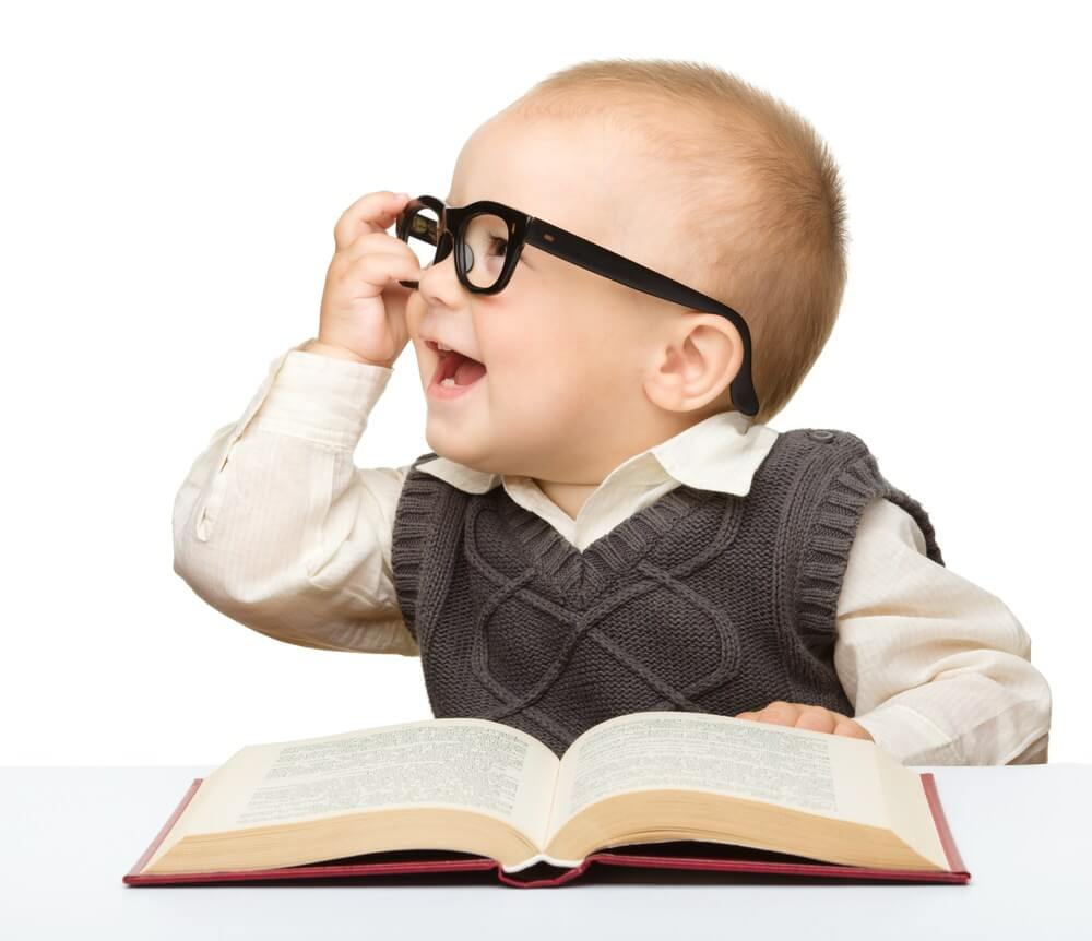 Stimolare la memoria del bebè lo aiuterà durante l'infanzia.