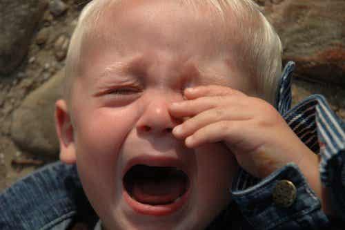 5 tecniche per calmare i capricci dei bambini