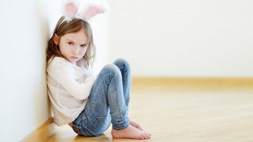 Tecniche per calmare i capricci di una bimba arrabbiata: contare fino a 10.