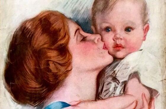 bacio della mamma