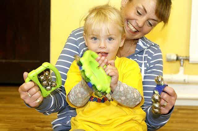 9 attività per lo sviluppo cerebrale dei bambini