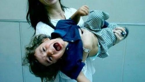 Come gestire i capricci dei bambini piccoli
