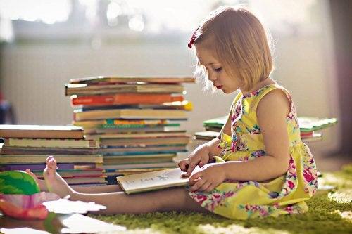 5 libri per bambini da leggere prima dei 6 anni
