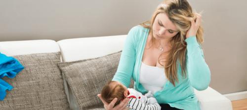 Essere neo-mamma e avere paura di sbagliare