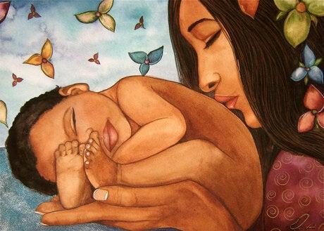 Cos'è e come si diventa una mamma completa?