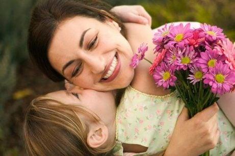 mazzo di fiori per la mamma
