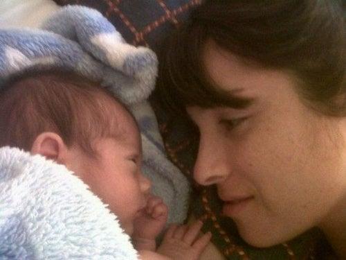 primo mese di maternità